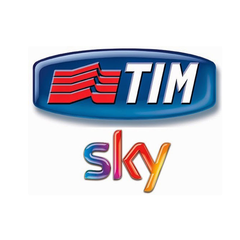 Sky e Tim alleate in tv tramite internet