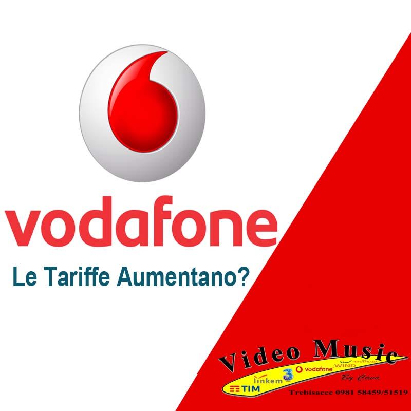 Rimodulazione prezzi Vodafone, si possono evitare?
