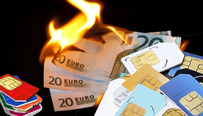 Abbonamenti truffa e credito scalato ai clienti di telefonia mobile