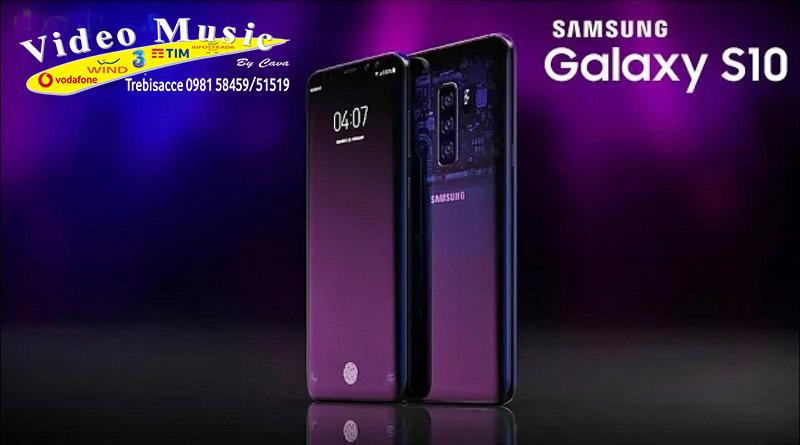 I Samsung Galaxy S10, S10+ hanno la protezione schermo già applicata.
