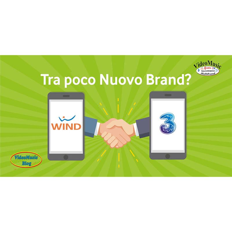 Wind Tre nuove voci sul brand unico. In arrivo anche il secondo brand.